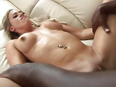 Milf gets a good fuck from his black cock tubes