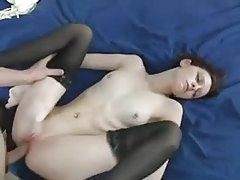Super skinny and flexible girl fucked hard tubes