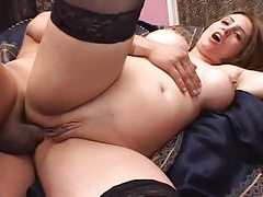 Big tits and hot curves and a cock in the ass tubes
