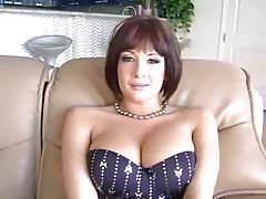 Tory Lane poses in lingerie and chats tubes