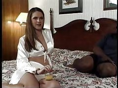 Horny brunette bitch and her anal scene tubes