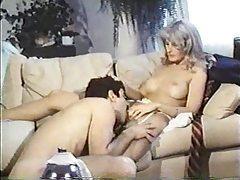 Lili Marlene fucked in retro movie tubes