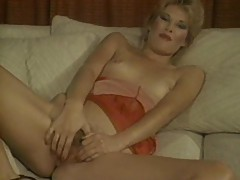 Retro porn with blonde banged in her ass tubes