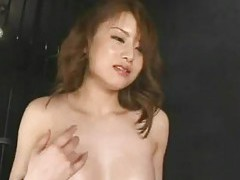 She sucks his cock like a Japanese slut tubes
