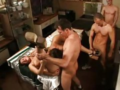 Great orgy has tons of anal fucking tubes