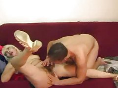 Foreplay and fun with a chubby milf tubes