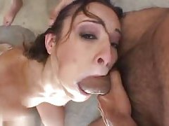 Guys get head from Amber Rayne tubes