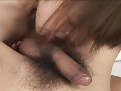 Japanese kimono chick aroused and fucked hard tubes