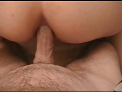 Doggy style fucking of her tight little ass tubes