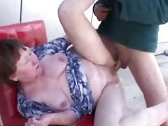 Butt fucking a fat old lady hard tubes