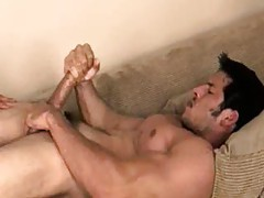 Muscle guys have hot anal sex tubes