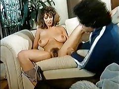Ron Jeremy fucks babe in retro porn tubes