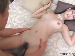 Asian goddess Maria Ozawa sucks cock and gets fucked hard! tubes
