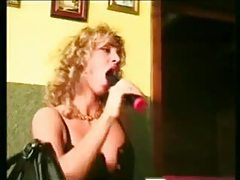 Hottie in curly hair fabulously fucked in the ass tubes