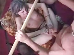 Older guy fucks granny in her asshole tubes
