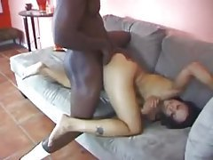 Small tits girl bent and boned by black guy tubes
