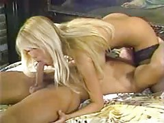 Hot 69 and a damn fine cock ride with her tubes