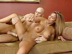 Chick sucks you and rides another guy tubes