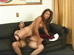 Latina schoolgirl has hot hotel sex tubes