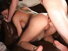 Amateur with flawless tits fucked from behind tubes
