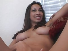 Man masturbates to this insanely hot girl tubes