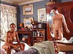 Come into the bedroom to see black girl suck cock tubes