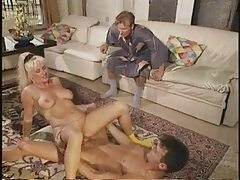 An 80s porn with a hot orgy tubes