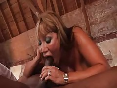 Ava Devine and the interracial anal adventure tubes