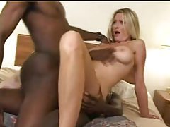 Milf drinking cumshots from black dicks tubes