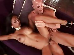 Big cock fucks a glamorous fit Asian babe tubes
