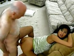 Sexy Asian Girl And The Old Pervert Dave tubes