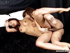 Akira Ichinose fucking and tit cumshot tubes