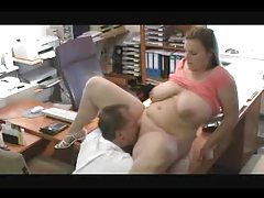 Home office hardcore with this horny couple tubes