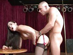 Sasha Grey hot blowjob and cock ride tubes
