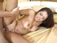 Glamorous and hot big tits brunette bedroom sex tubes