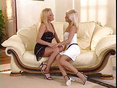 Erotic kissing compilation stars European lesbians tubes