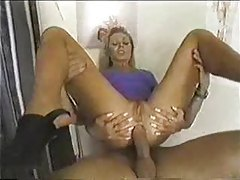 Doctor does his naughty patient in the ass tubes