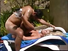 Outdoor anal with pierced nipples girl tubes