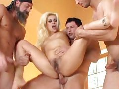 Blonde with wicked hairy pussy used by hard dicks tubes