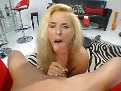 Holly Halston sucks a cock tubes
