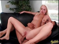 Aggressive double penetration with small tits slut tubes