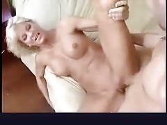 Blonde milf with perfect tits suck and fuck tubes