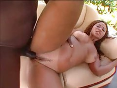 Big butt Brazilian laid outdoors tubes