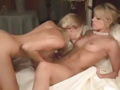 Erotically charged lesbian strapon sex scene tubes
