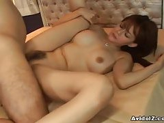 Sexy Rina Wakamiya fucked from behind tubes