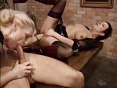 Matures blow the young guy tubes