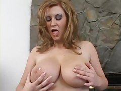 Sexy girl with a big set of boobs for titjob tubes
