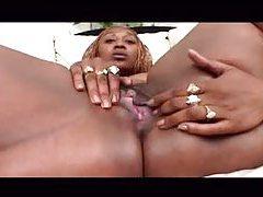 Black guy eats out a huge ass ebony girl tubes