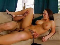 Tattooed and pierced Jayden Jaymes hardcore tubes