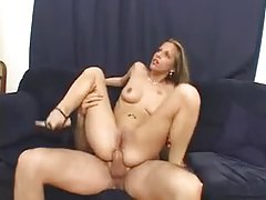 Slim sexy sweetheart horny for a DP tubes